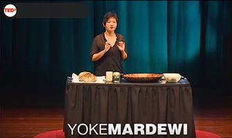 Yoke Mardewi TedX Talk